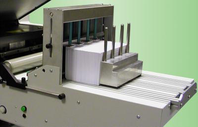 Infoseal PS 600 / PS 800 Vertical Stacker
