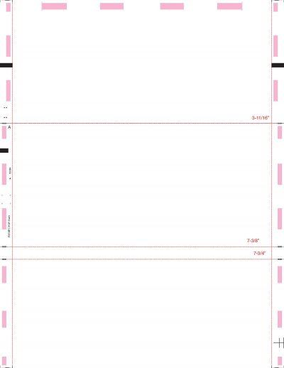 (PSEMPC-POP-Blank Face) - Pressure Seal Form
