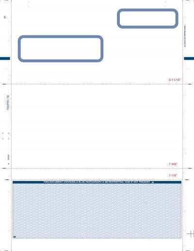 (PSEPRC-TB face) Pressure Seal Check w/ Transvue Window
