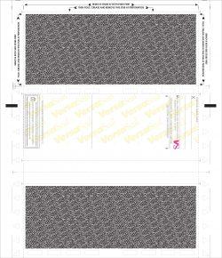 Z811YBP2 enhance format laser check - Back
