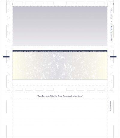 Z811YBP2 prismatic blue/yellow enhance format laser check